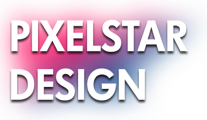 PixelStar Design - Website and Graphic Design